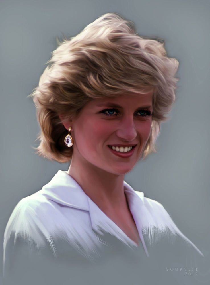 Lady Diana by polyarny